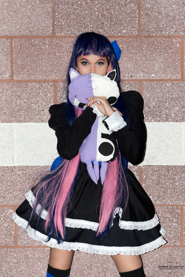 Stocking Anarchy Cosplay