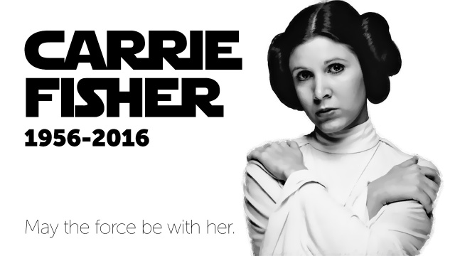 carriefisherforcewithher