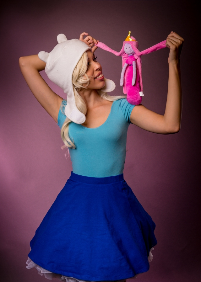 Finn the Human Gender Bend Cosplay