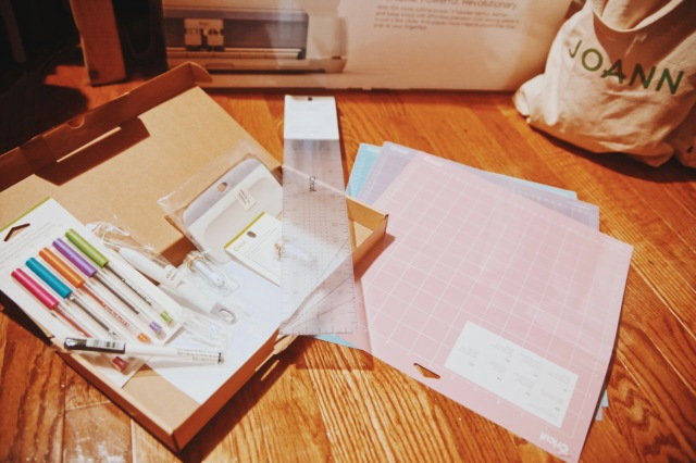 Joann Cricut Maker Lilac Bundle